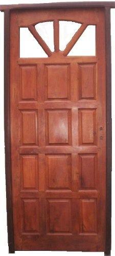 Puertas a medida puertas de madera a medida for Medidas de puertas de madera