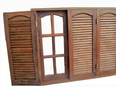 Celosias de madera celosias para ventanas - Hacer una ventana de madera ...