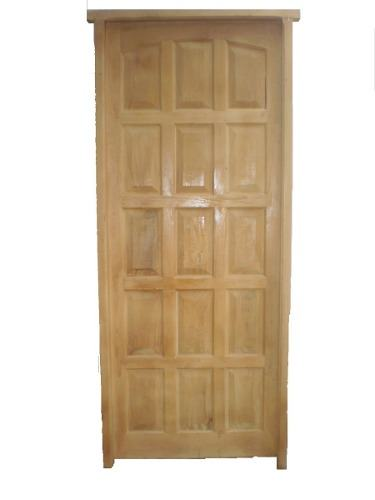 Puertas a medida puertas de madera a medida for Puertas madera a medida