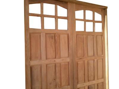 Casa de este alojamiento ventanas de madera zona norte for Mosquiteros de madera